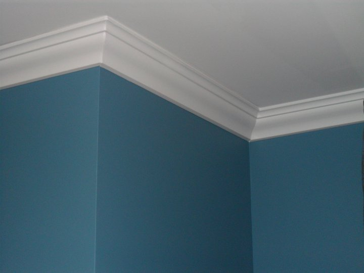 Interior Apartment Painting Blue NoMess COMMERCIAL RESIDENTAL
